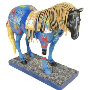 Trail Of Painted Ponies BLUE MEDICINE 3E/2530 West